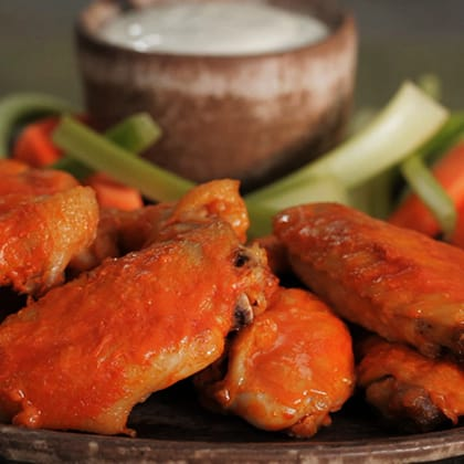 Buffalo Chicken Wings Thumbnail