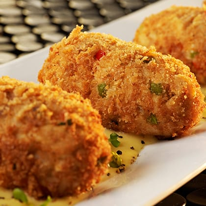 Chicken Croquettes Thumbnail