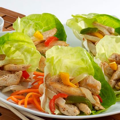 Chicken Lettuce Wraps Thumbnail