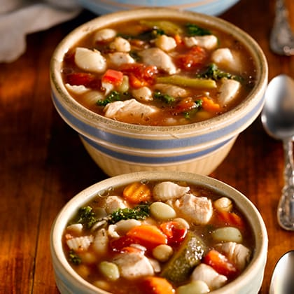 Chicken Minestrone Thumbnail