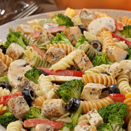 Chicken Pasta Salad Thumbnail