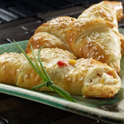 Chicken Roll-Up Appetizers Thumbnail
