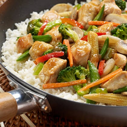 Chicken Stir-Fry Thumbnail