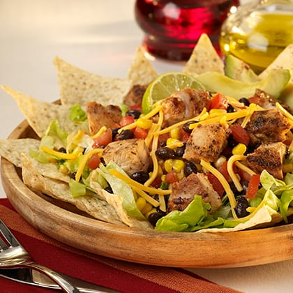 Chicken Taco Salad Thumbnail