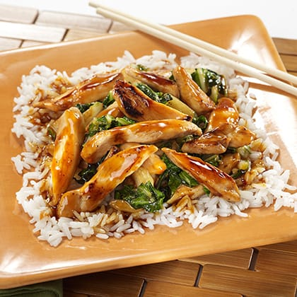 Easy Chicken Stir Fry Sanderson Farms