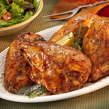 Lemon Barbecue Chicken Thumbnail