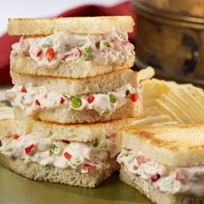 Southwestern Chicken Salad Sandwiches Thumbnail