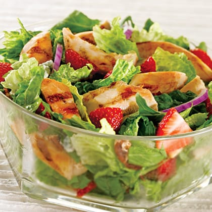 Spring Grilled Chicken Salad Thumbnail