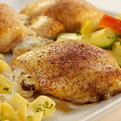 Stuffed Chicken Breast Thumbnail